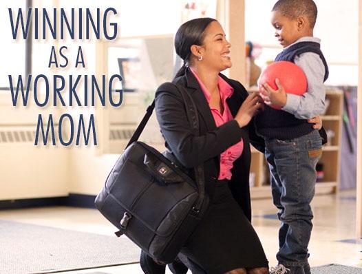 1Winning-as-a-Working-Mom